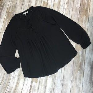 Heartloom black Blouse